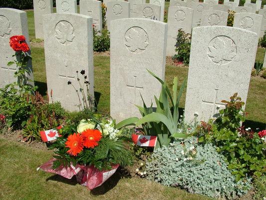 Commémoration au cimetière de Barlin- crédit Mairie Barlin.JPG