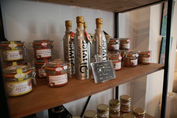 huile d olive et terrines