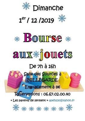 Bourse aux jouets à Bellegarde le 1er décembre.jpg