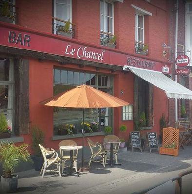 Le Chancel - Condé sur Escaut-  Restaurant - Façade - 2018.jpg