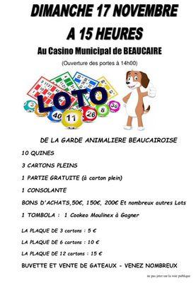 Affiche loto Beaucaire le 17 novembre 2019.jpg