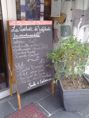 Cantine de Joséphine - Valenciennes -  Restaurant - Carte Extérieur - 2018.jpg