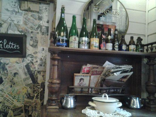 Chez Mon Vieux - Valenciennes -  Restaurant - Décor (1) - 2018.jpg