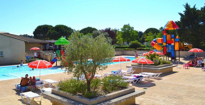 Camping de la cite rated campground carcassonne office de tourisme de carcassonne - Camping carcassonne avec piscine ...
