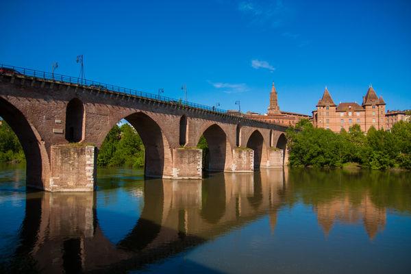 Pont Vieux d Montauban