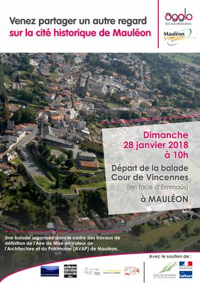Balade urbaine maul on office de tourisme du bocage for Architecture urbaine definition