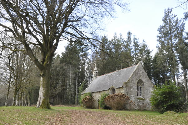 chapelle saint-Michel - Ploërdut - ©OTPRM (11).JPG