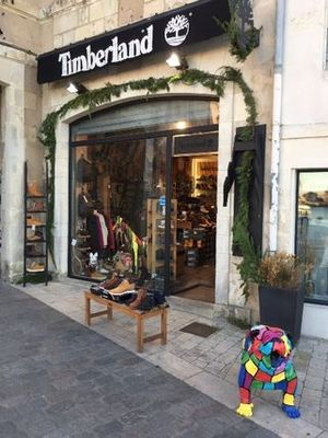 timberland boutique ile de france