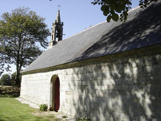 Chapelle St Georges - Lanvenegen - Pays roi Morvan - Morbihan Bretagne sud - CP OTPRM (1).JPG