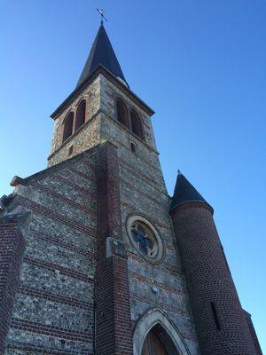 Eglise Saint-Martin (2) - Brachy - @ABB OTQSV.JPG