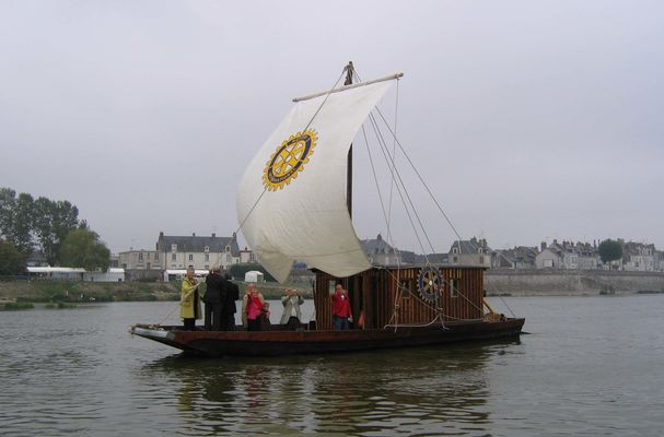 Promenade en Futreau sur la Loire