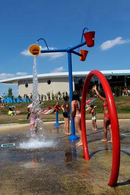 Centre Aquatique Agl'eau à Blois