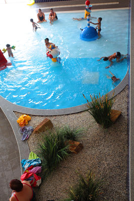 Piscine du Bassin intérieur du Centre Aquatique Agl'eau à Blois