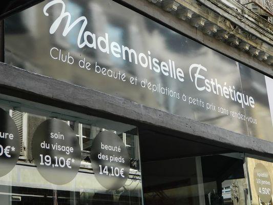 Mademoiselle esthétique.JPG