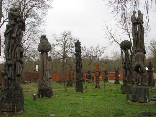 Parc grandeur nature saint germain en laye saint for Parc yvelines visiter
