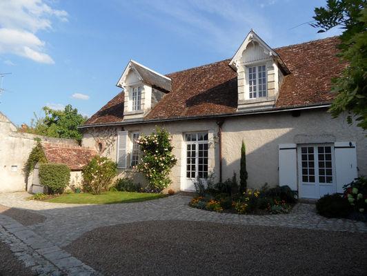 """Gîte """"Le Clos Audy"""" à Huisseau-sur-Cosson"""
