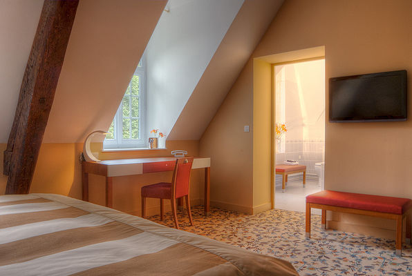 Hôtel Manoir de Contres en Val de Loire