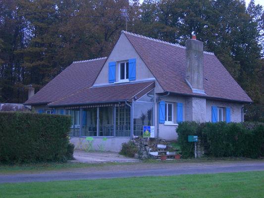 L'Ermitage chambre d'hôte à Chaumont-sur-Loire
