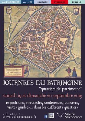 Journees Patrimoine 2015 Valenciennes Tourismejpeg