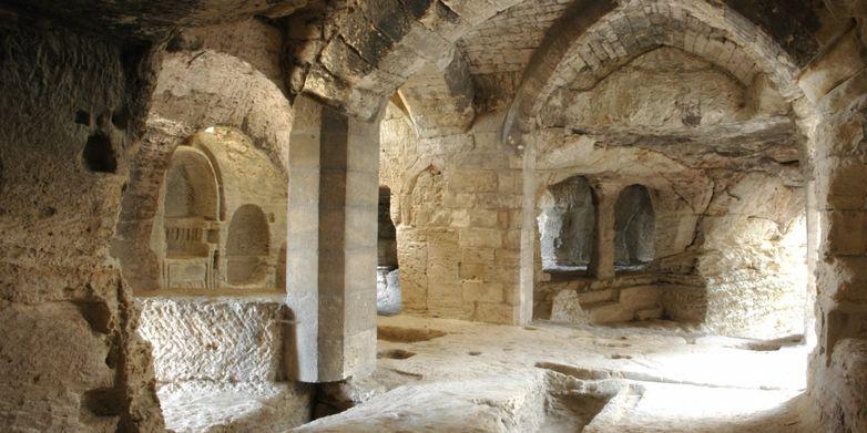 Abbaye de Saint Roman1.jpg