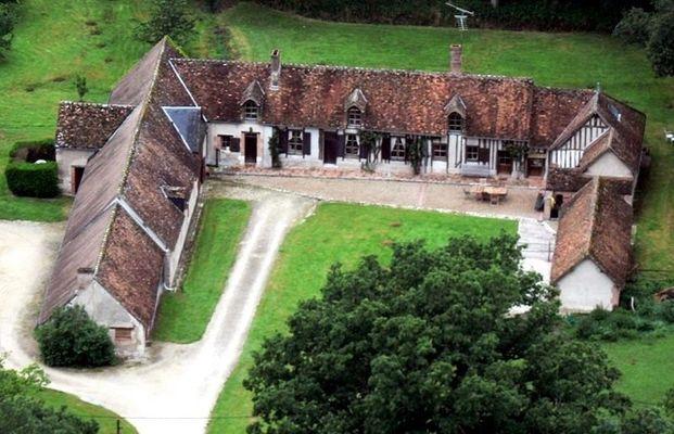 Chambre d'hôtes - Le Rouvre à Cour-Cheverny