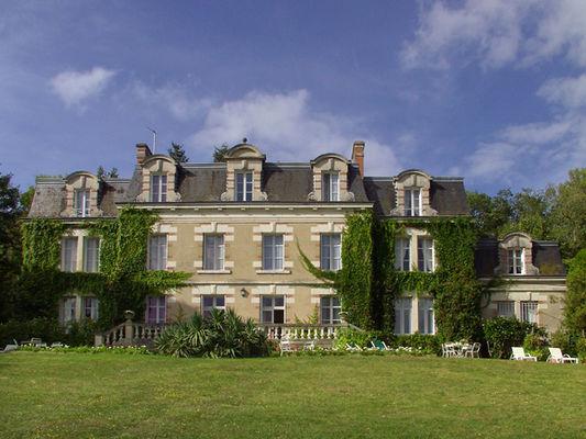 Château des Tertres à Onzain