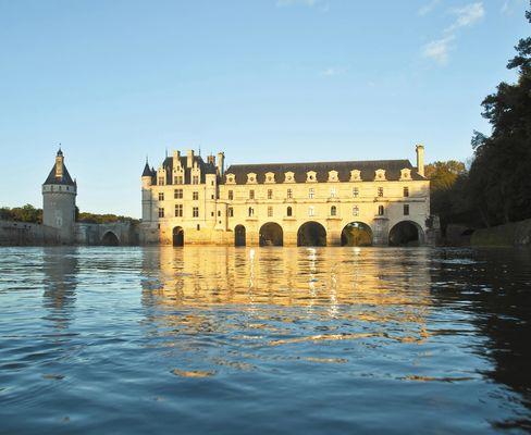 Château de Chenonceau en Val de Loire