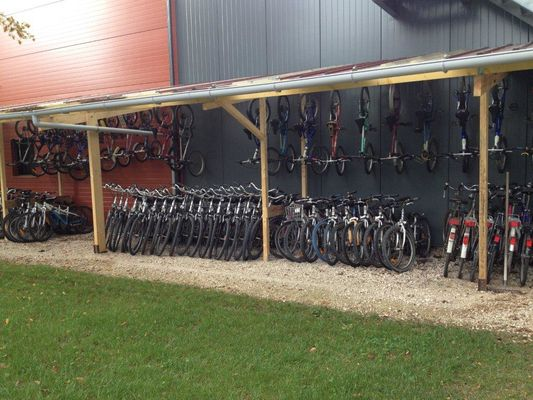 Jardi-vert Location de Vélo à Bracieux