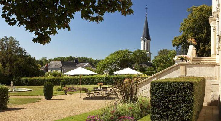 Hôtel Château de Noizay dans le Val de Loire