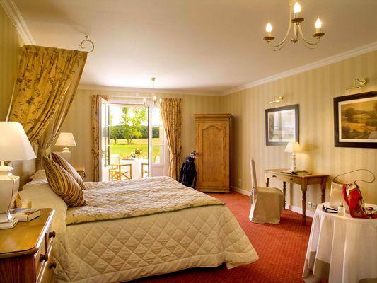 Le Fleuray Hôtel à Cangey dans la Val de Loire