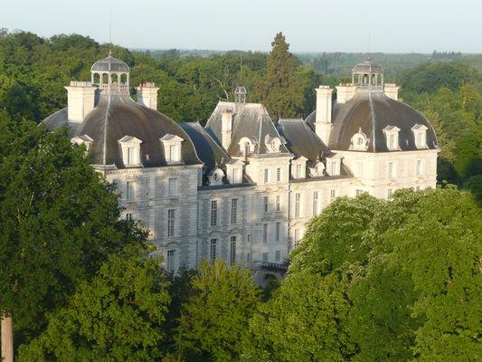 Le Château de Cheverny en Val de Loire