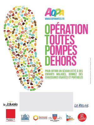 a09353f128767e OPÉRATION TOUTES POMPES DEHORS - Manifestation commerciale ...