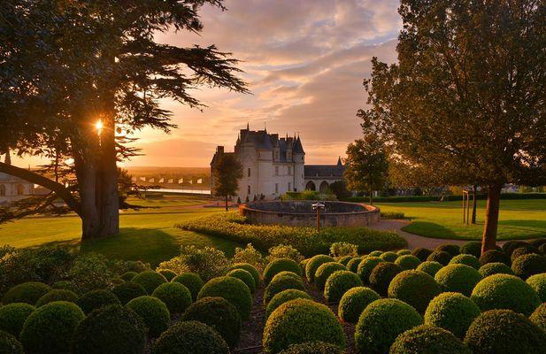 Château Royal d'Amboise en Val de Loire