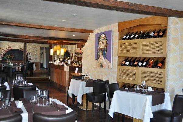 Restaurant La Creusille à Blois