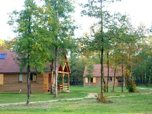 Village de gîtes Le Moulin de Crouy en Val de Loire
