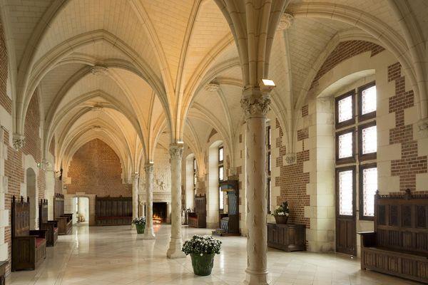 Salle du Château Royal d'Amboise
