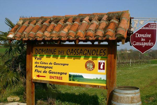 DOMAINE DES CASSAGNOLES