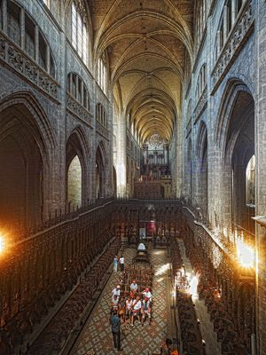 CATHEDRALE SAINTE MARIE