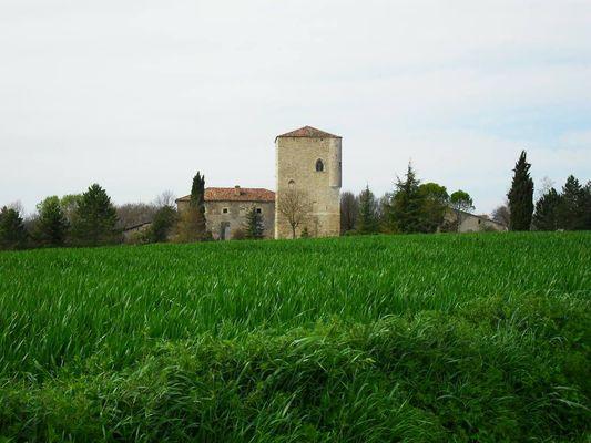 Hameau d'Estrepouy