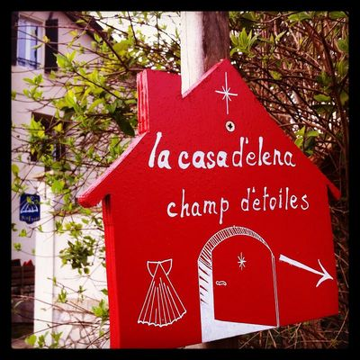 Casa du pèlerin - Champ d'étoiles