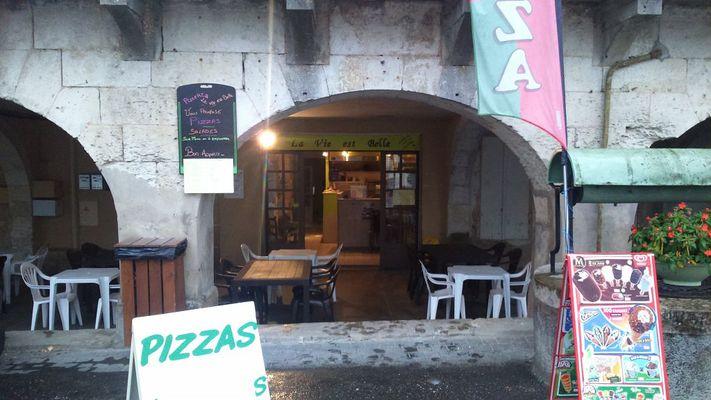 Pizzeria La Vie est Belle