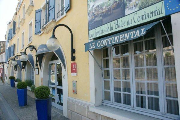 Hôtel restaurant