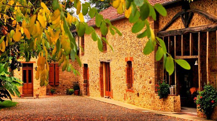 Vignoble Armagnac Gascogne