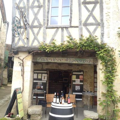 BOUTIQUE VIGNOBLE LADEVEZE