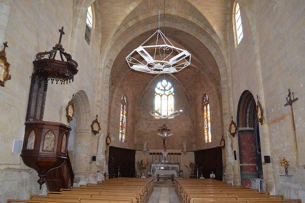Eglise de St Puy
