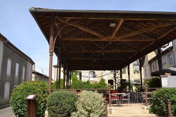 Visite guidée de Saint-Puy