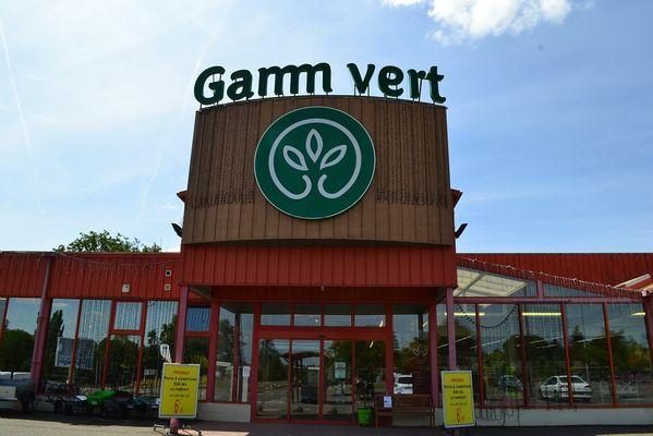 Gamm vert jardinerie animalerie condom tourisme condom for Gamm vert muzillac