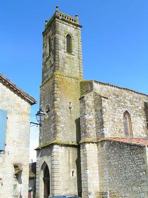 Église Saint-Orens-Pouy-Petit