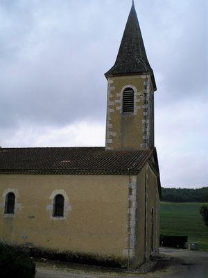Église de Larroque-Saint-Sernin
