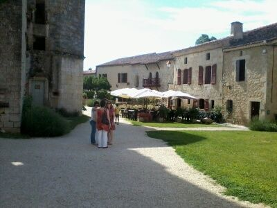 Bar crêperie du château